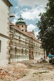 Galeria Remont zamku w Głogówku
